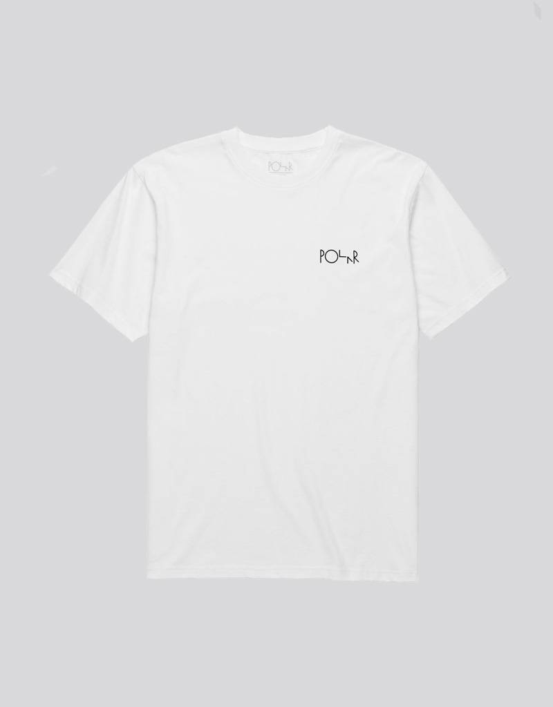 polar Polar - ego loss fill logo tee