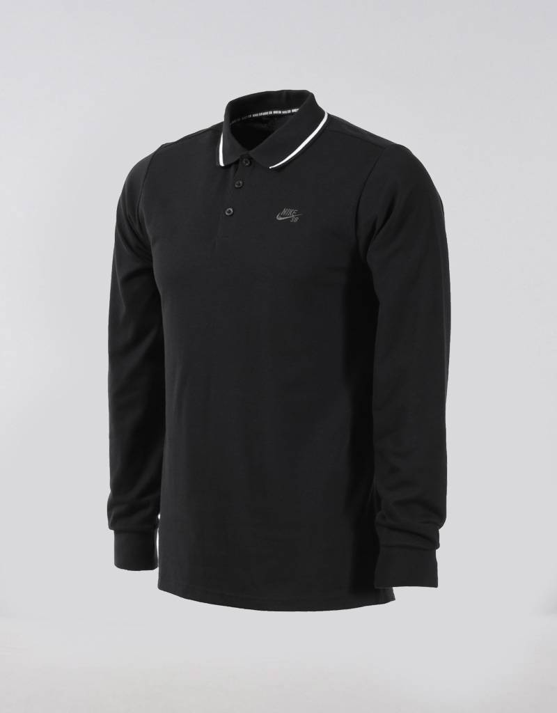 nike sb Nike SB - sb long sleeve dry polo