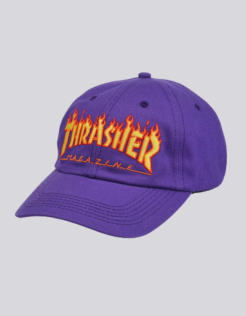 thrasher Thrasher - flame old timer hat