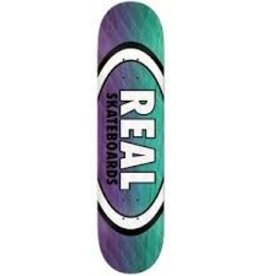 real parallel fade oval 8.12 deck