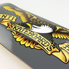 anti-hero classic eagle 8.25 deck