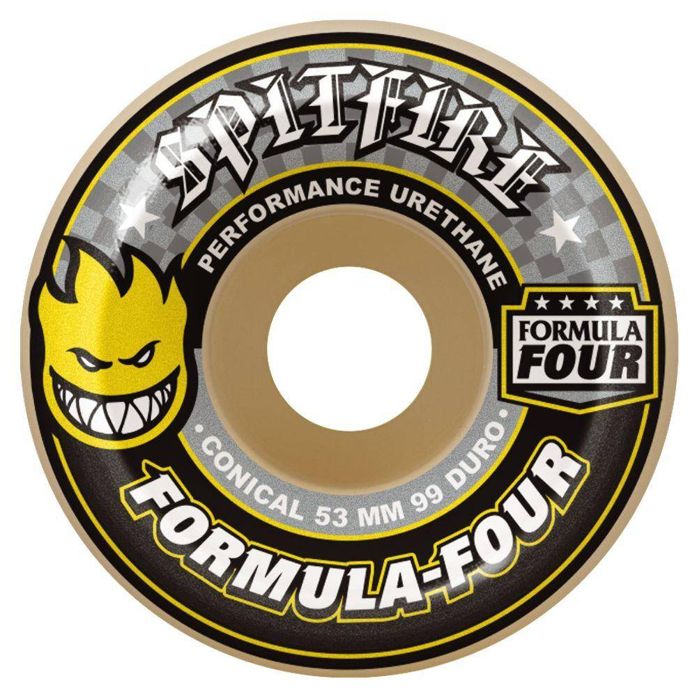 spitfire f4 99 conical 54mm wheels
