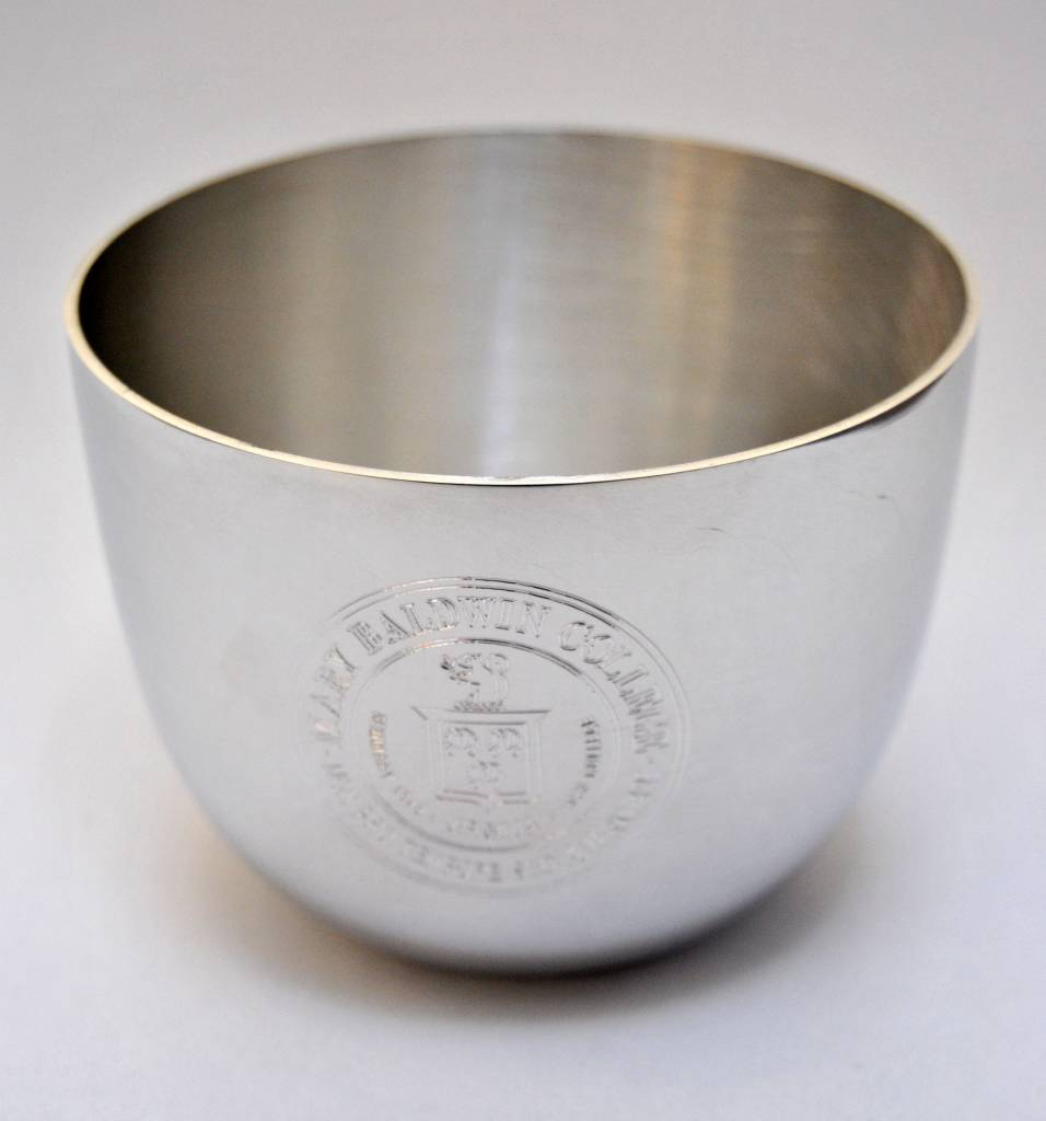 MBC Jefferson Cup w/ College Seal