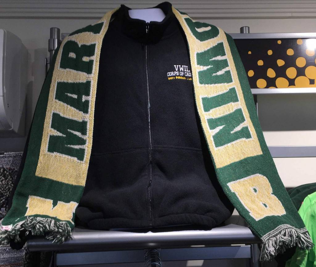 Spirit Products Mary Baldwin Scarf