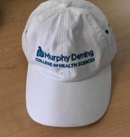 MV MD Baseball Cap (White)