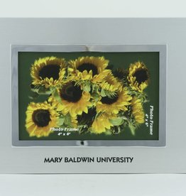 "Spirit Products University Photo Frame  4""x6"""