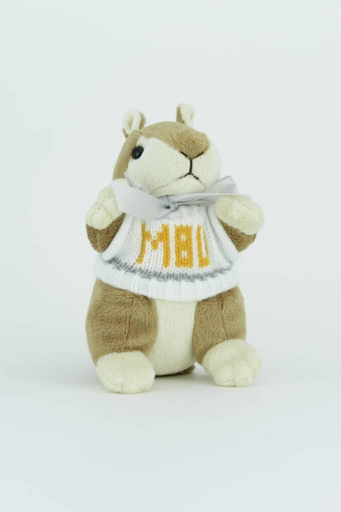MBU Beanie Squirrel (Plush)