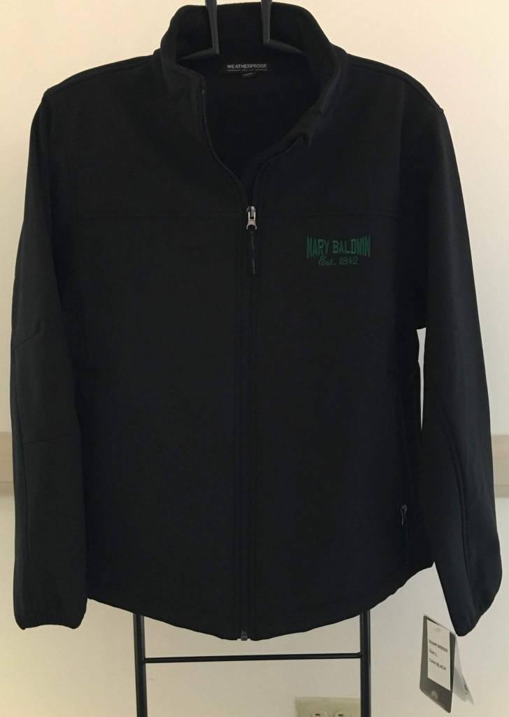 MV Ladies Softshell Jacket (Black)