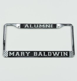 Spirit Products Alumni License Plate Frame