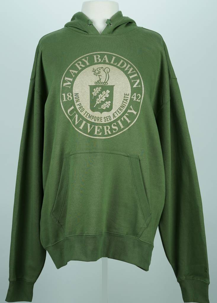 Gear Gear Hoody w/ Gold University Seal