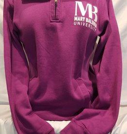 MV MV Ladies Classic Pullover w/ Quarter Zip