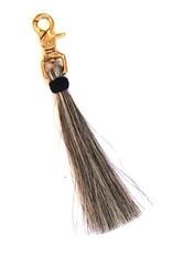 Oliveve HORSE HAIR TASSEL ON BRASS CLIP