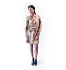 Swildens PRO PLAID DRESS
