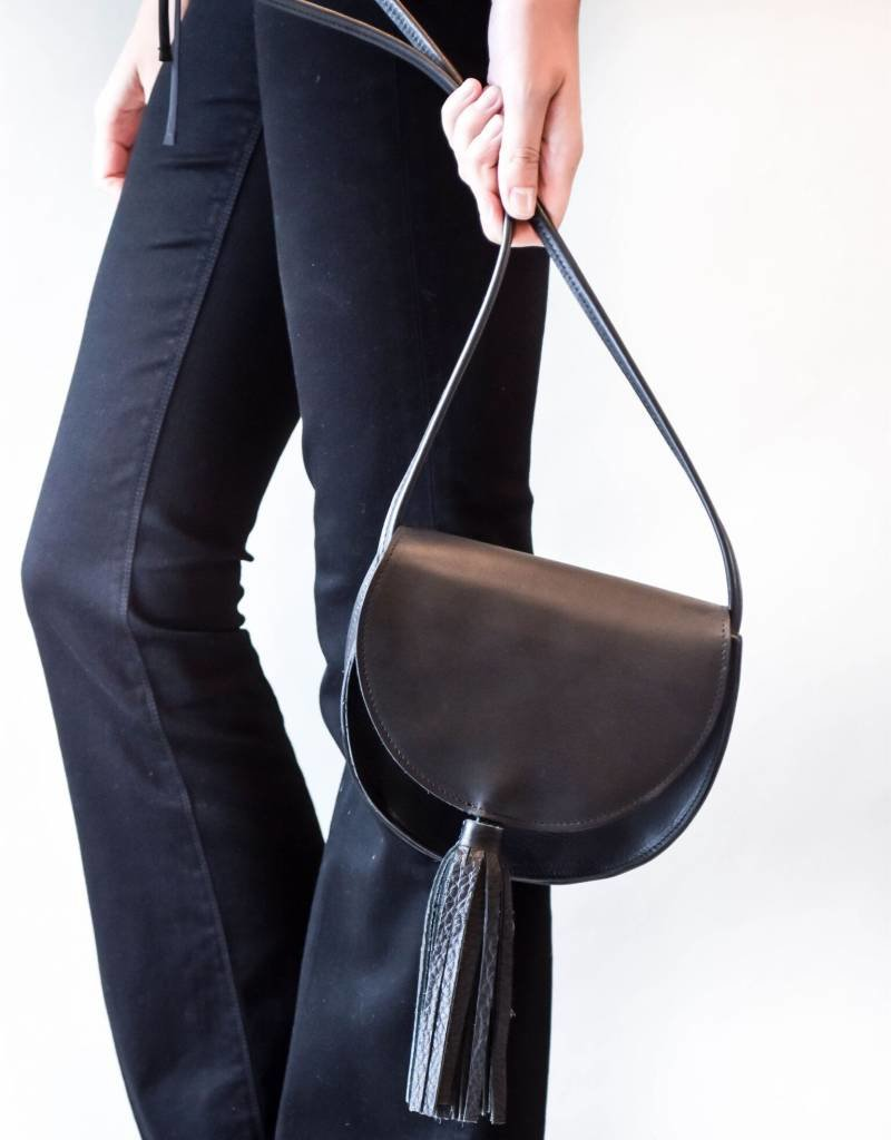 Oliveve MALLORY SADDLE BAG
