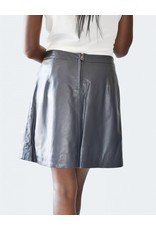 ottod'Ame LEATHER SKIRT
