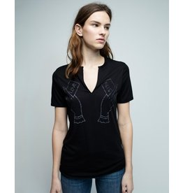 Zoe Karssen LOVE KILLS TEE