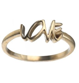 Verameat LOVE GRAFFITI RING