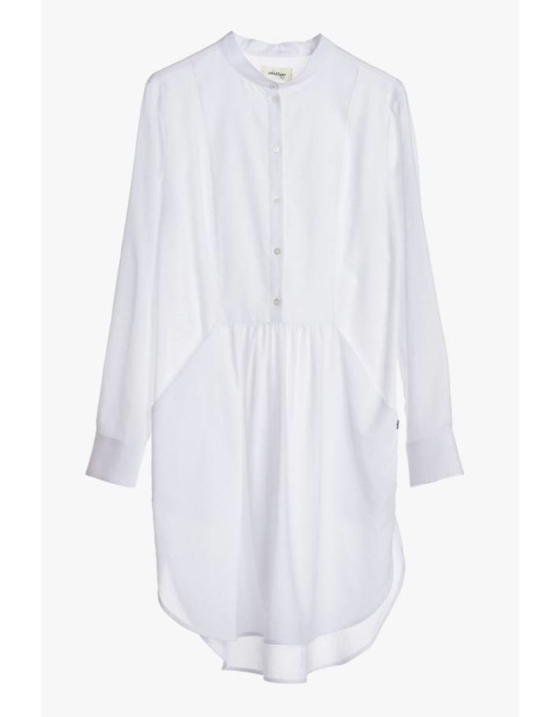 ottod'Ame L/S BUTTON DOWN SHIRT DRESS
