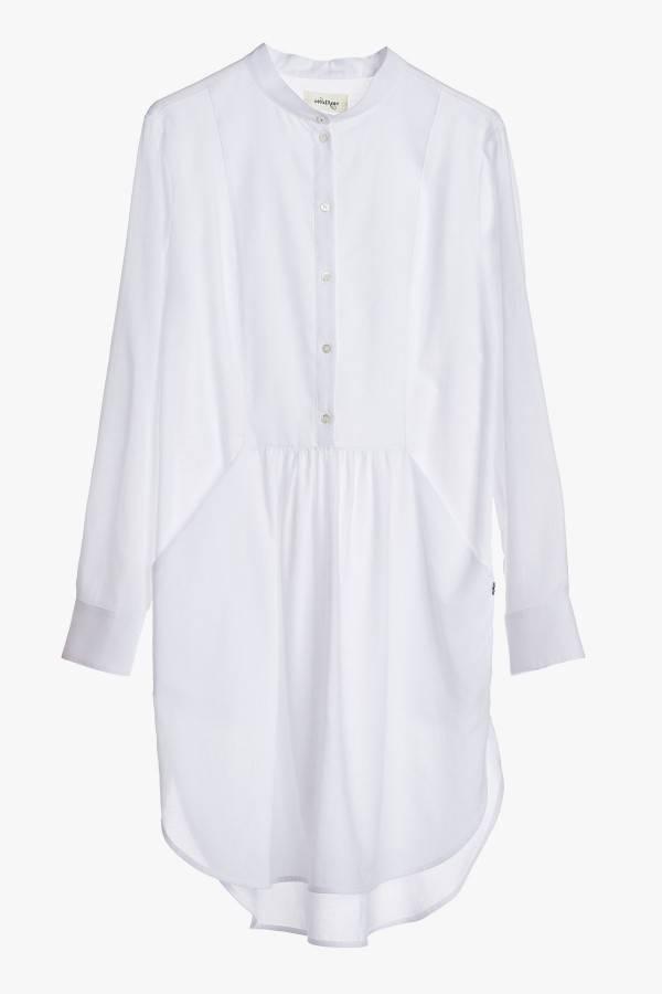 ottod'Ame L/S BUTTON DOWN SHIRT DRESS