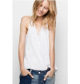 Zadig & Voltaire DEEP BURN TANK TOP