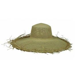 Hat Attack ARTISAN PANAMA SUNHAT