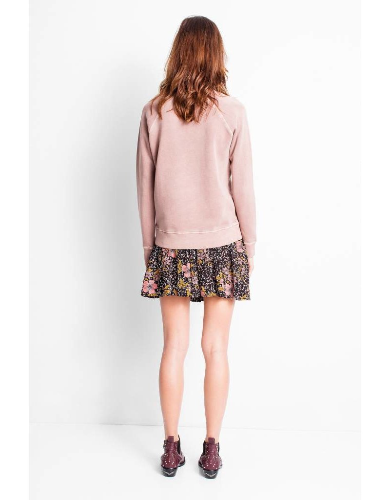 Zadig & Voltaire JESSY PRINT SKIRT