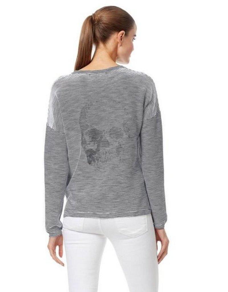 Skull Cashmere XENA L/S