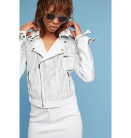 JOSEY PERFORATED JACKET