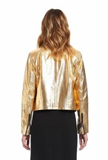 ottod'Ame GOLD LEATHER MOTO