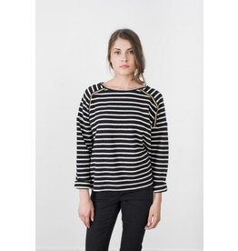 MKT STUDIO SAMBA STRIPED PULLOVER