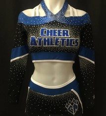 AUSTIN OnyxCats Uniform Top 2016-17