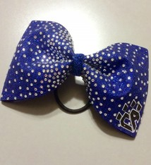 FRISCO MeteorCats Uniform Bow 2016-17