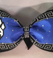 COLUMBUS Athenacats Competition Hair Bow 2016-17