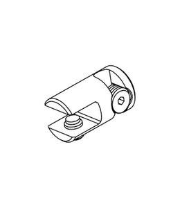 Support simple pour tablette de 4 à 8mm