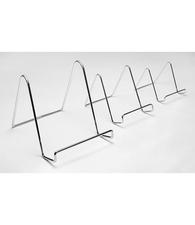 Chrome plate stand