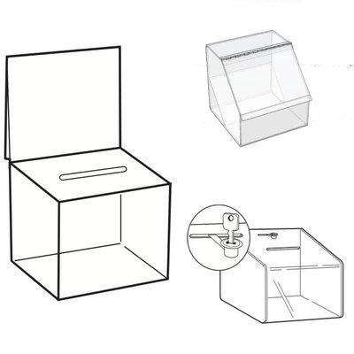 Boîte de tirage & de vrac