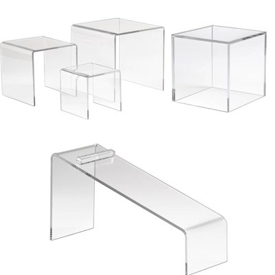 Riser, escalier, cube 5 faces