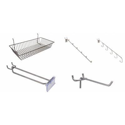 Pegboard & wallmount accessories