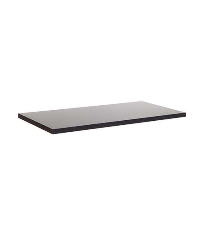"23-7/8"" x 11-7/8''x 3/4"" melamine shelf"