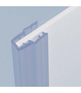 """Moulure de plastique pour matériau jusqu'à 0.250'' d'épaisseur, 12"""" ou 18"""""""