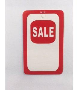 """Étiquette """"SALE"""" 1.75"""" x 2.88""""H"""