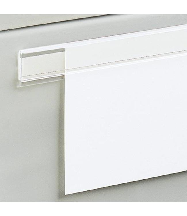 """Magnetic sign holder 3'' for material up to 0.055"""" thick"""