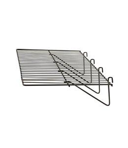 "Shelf wire straight 23.5"" x 12"" for grid"