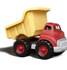 Green Toys Green Toys Dump Truck Red