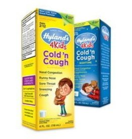Hyland's Cold 'n Cough Day & Night Value Pack
