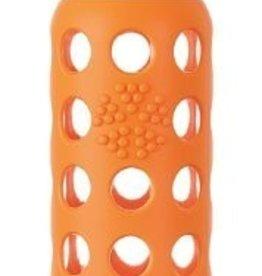 LifeFactory LifeFactory 9 oz Glass Bottle w/ Flat Cap