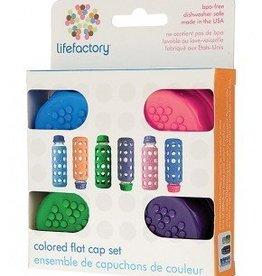 LifeFactory LifeFactory Colored Flat cap Set