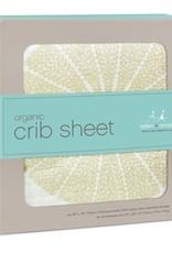 Aden + Anais Organic Crib Sheet