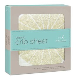 Aden and Anais Aden + Anais Organic Crib Sheet