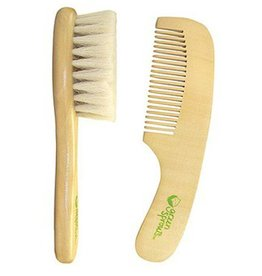 Green Sprouts Green Sprouts Brush and Comb Set